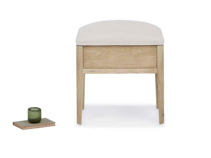 Lippy woodend dressing table stool