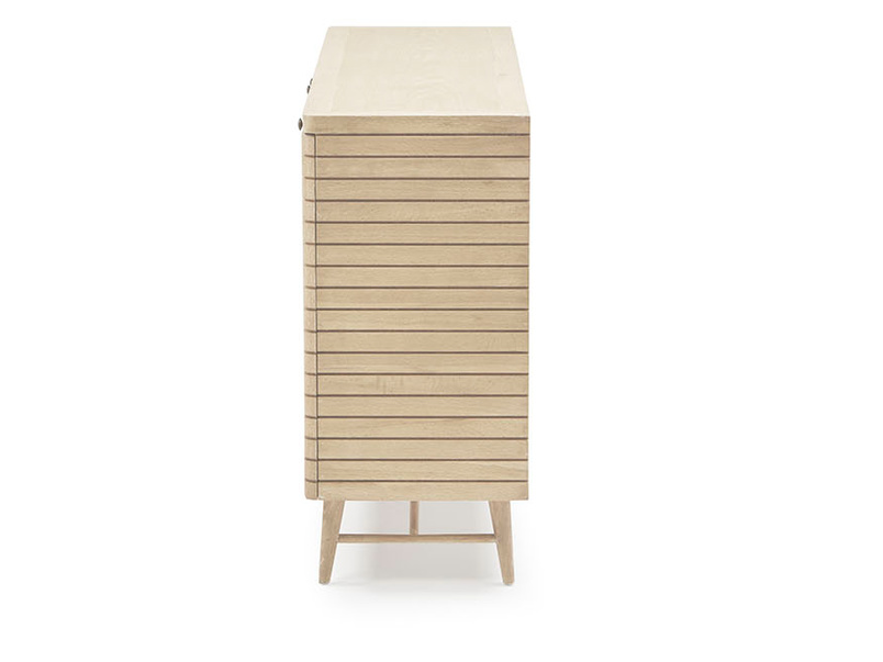 Grand Bubba retro style sideboard side detail