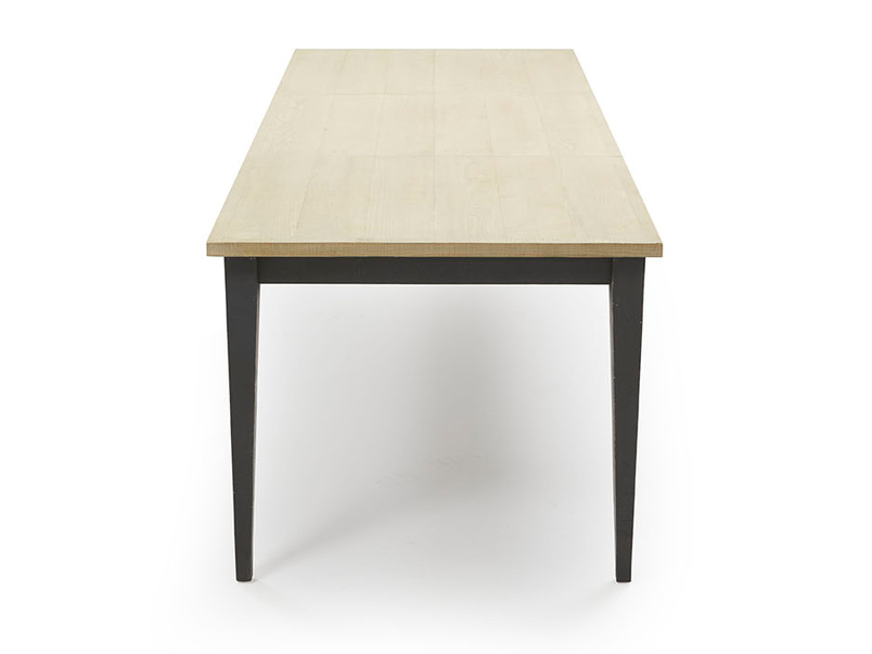 Kernel bandsawn oak kitchen dining table