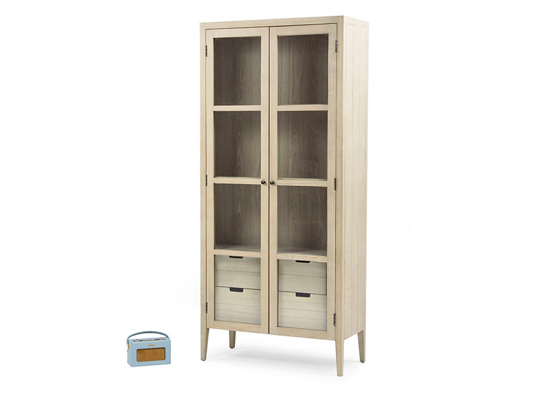 Super Kernel wooden free standing kitchen larder cupboard