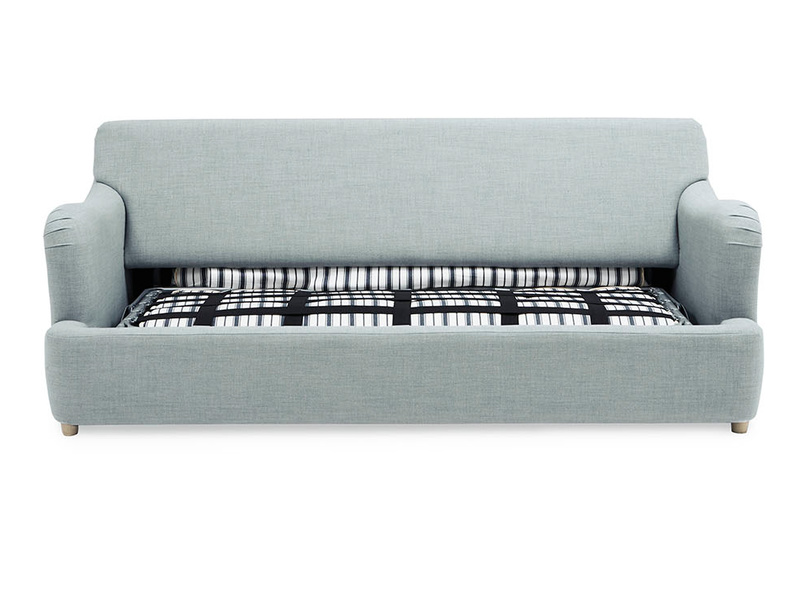 Jonsey squishy sofa bed inside detail
