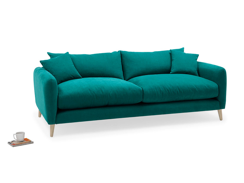 Squishmeister handmade luxury sofa