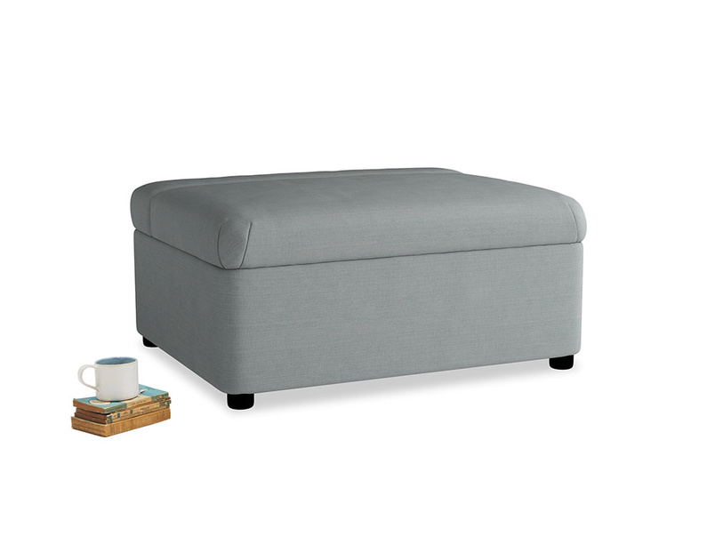 Single Bed in a Bun in Armadillo Clever Softie