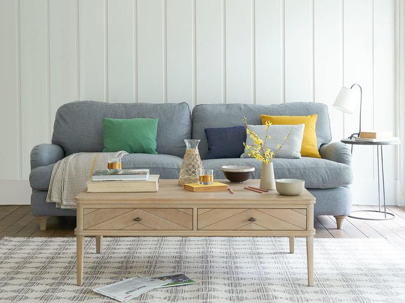Fandangle wooden coffee table