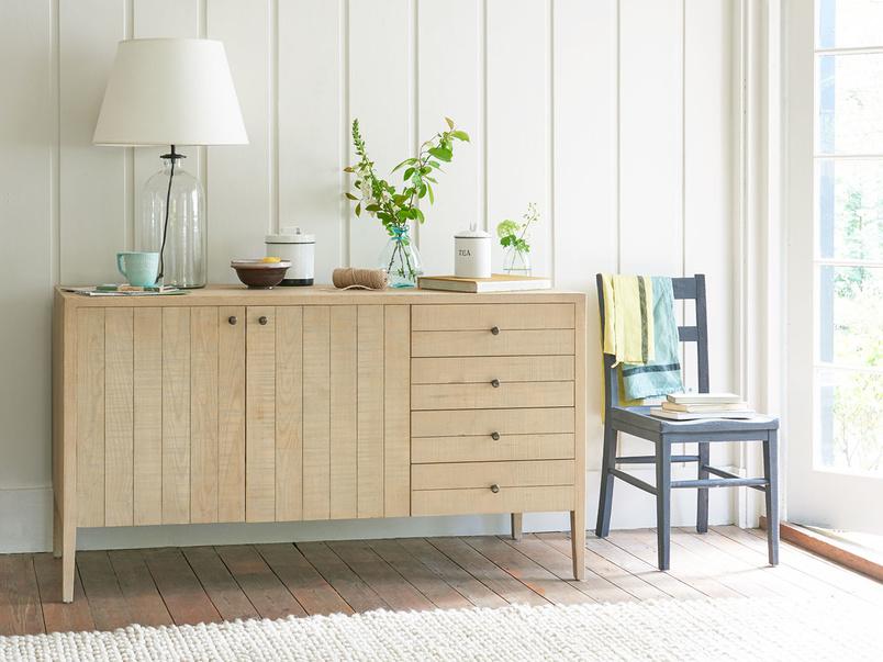Grand Kanoodle wooden oak sideboard