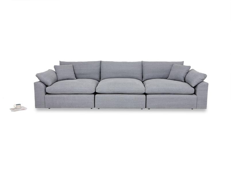 Cuddlemuffin deep seated comfy sofa