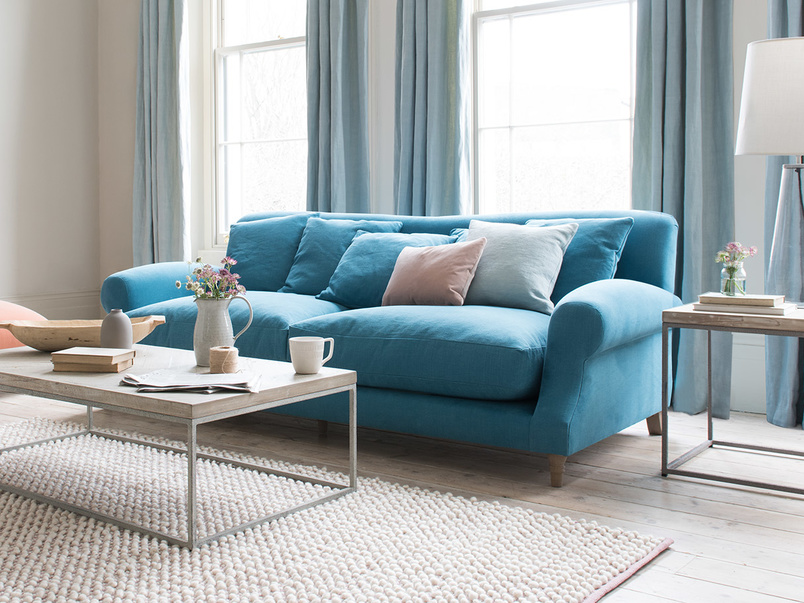 Crumpet scatter back cushion comfy sofa
