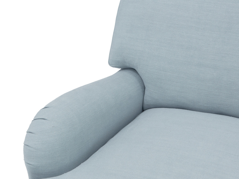 Fabric L-shaped Jonesy corner sofa