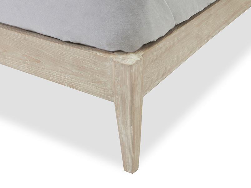 First Base bed base corner leg detail