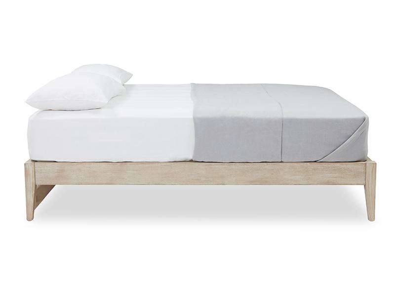 First Base bed base side