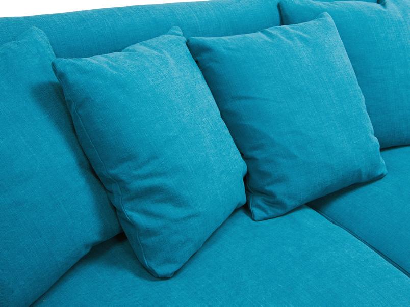 Crumpet sofa - cushion detail
