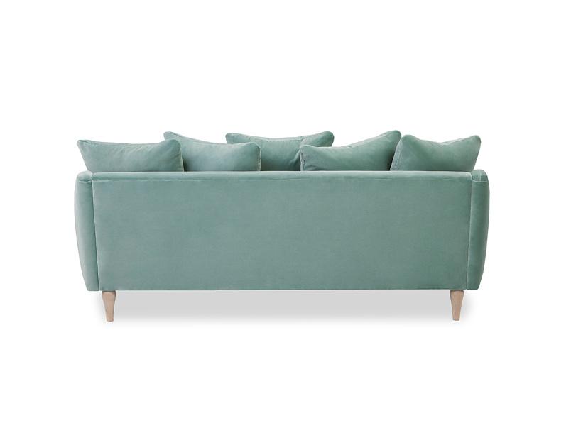 Skinny Minny sofa back detail