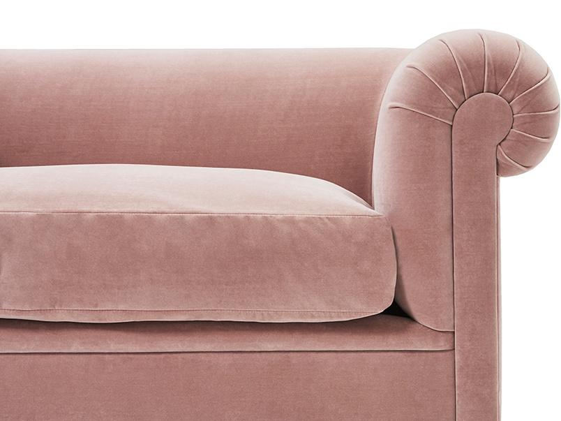 Humblebum love seat front detail
