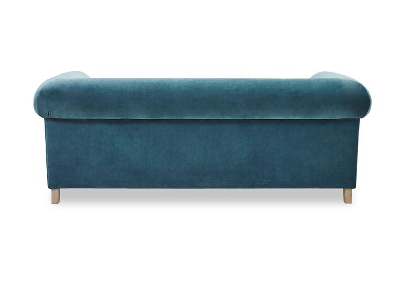 Humblebum elegant sofa back detail