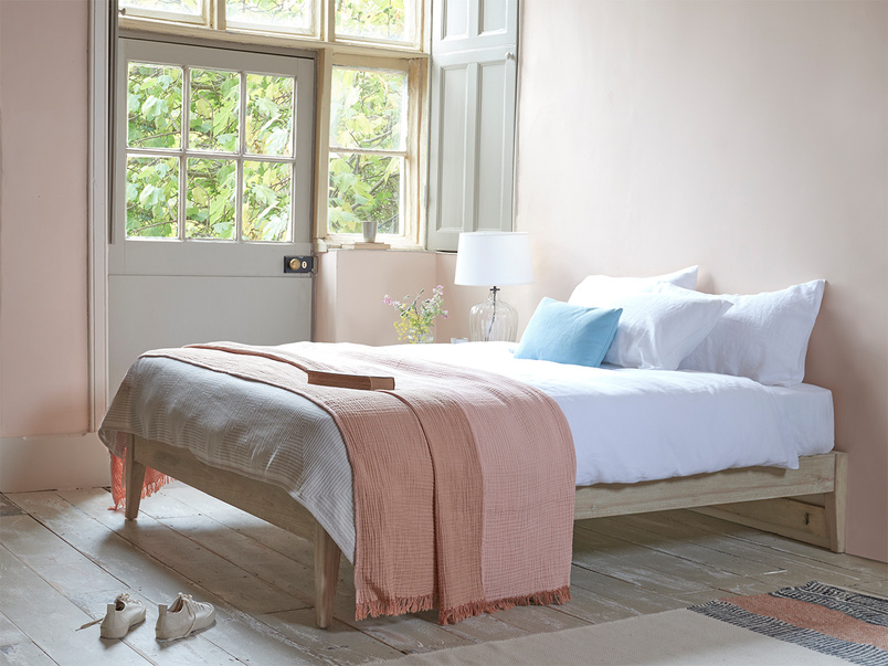 First Base wooden bed