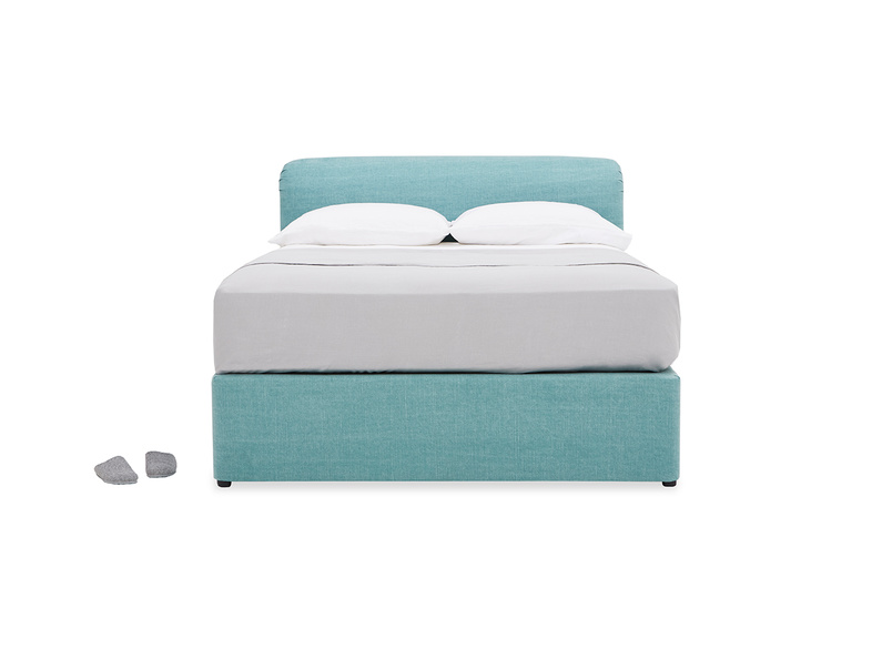 Cookie Upholstered Headboard front