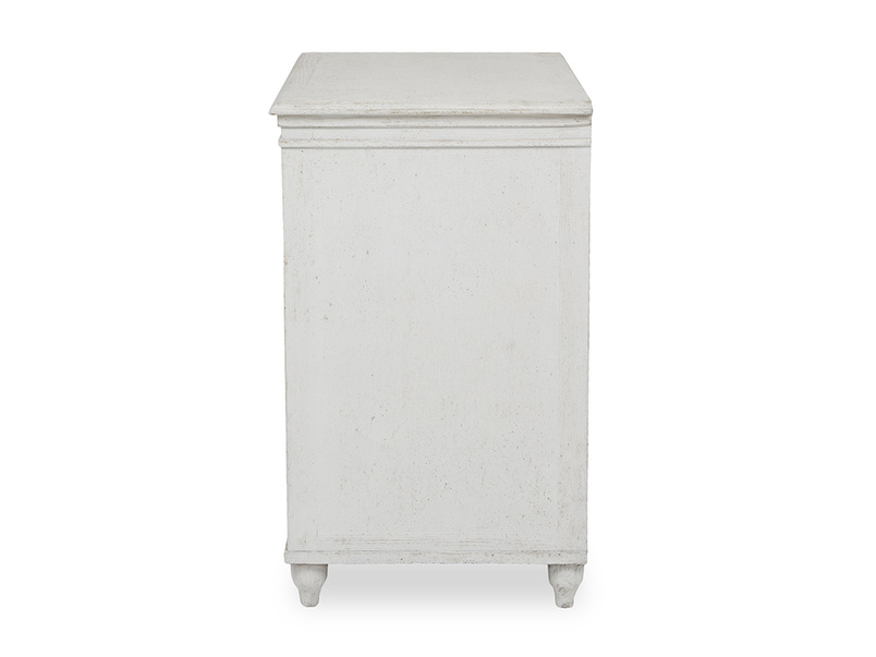 Tilda chest of drawers side