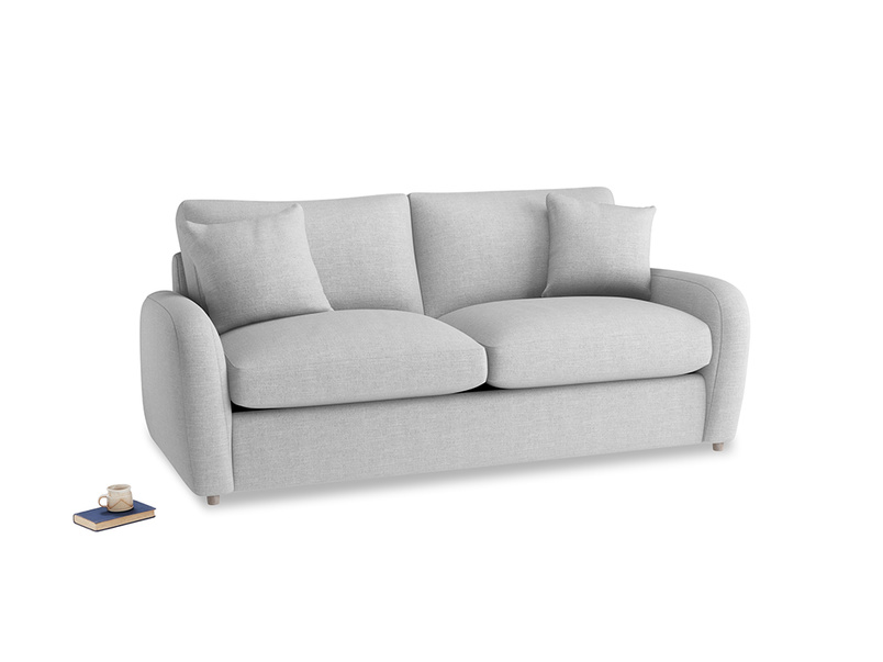 Medium Easy Squeeze Sofa Bed in Cobble house fabric