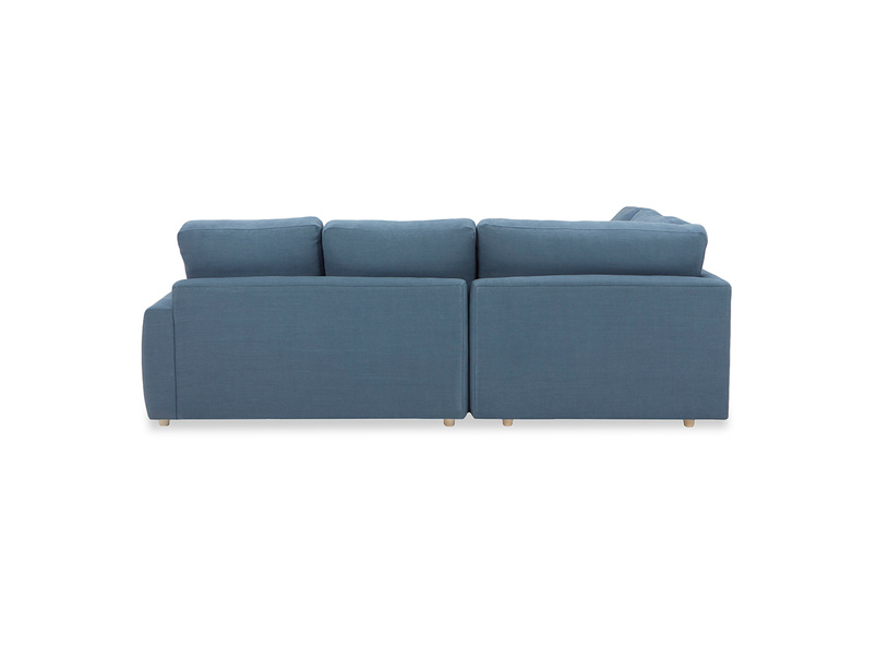 Easy Squeeze Corner Sofa back
