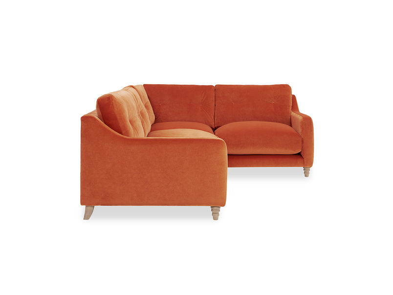 Slim Jim Comfy Corner Sofa left side