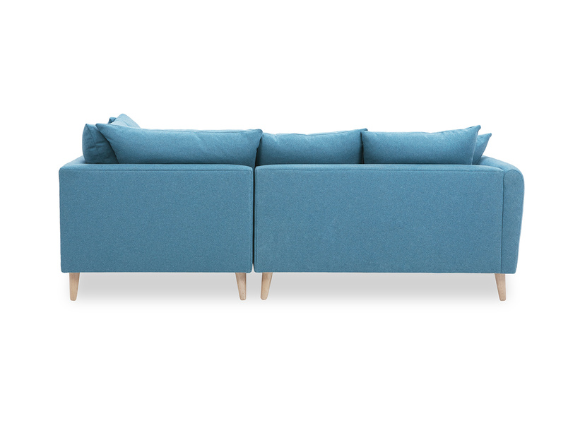 Squishmeister Corner Sofa back
