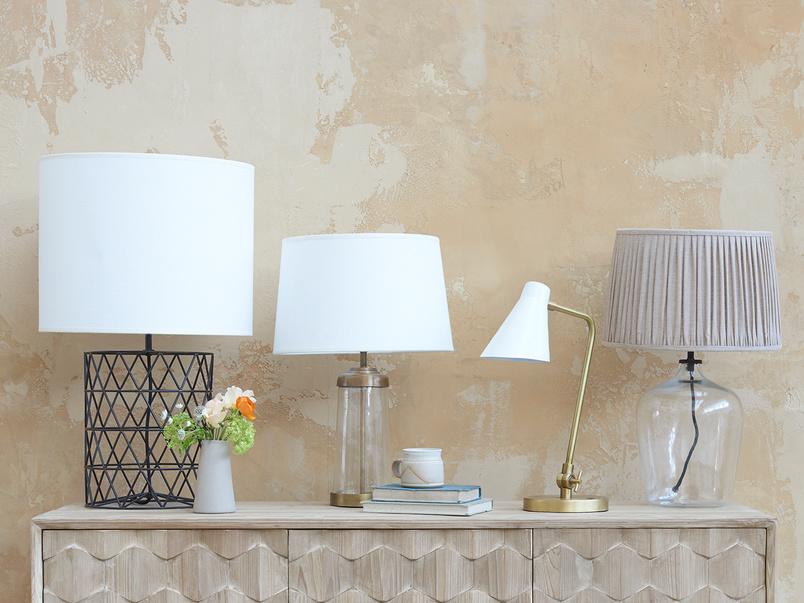 Lighting Range contemporary desk lights