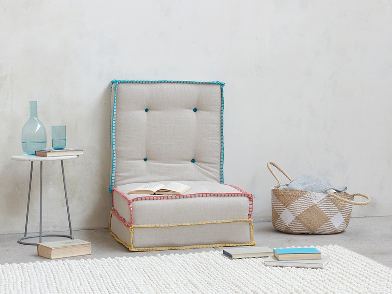 Sleepover square cushions