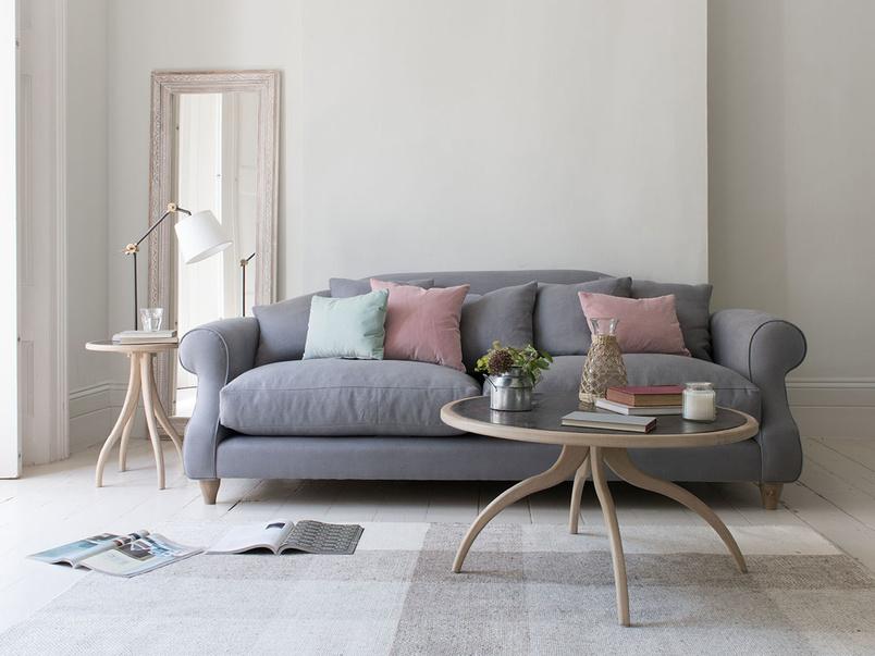 Sloucher contemporary sofa