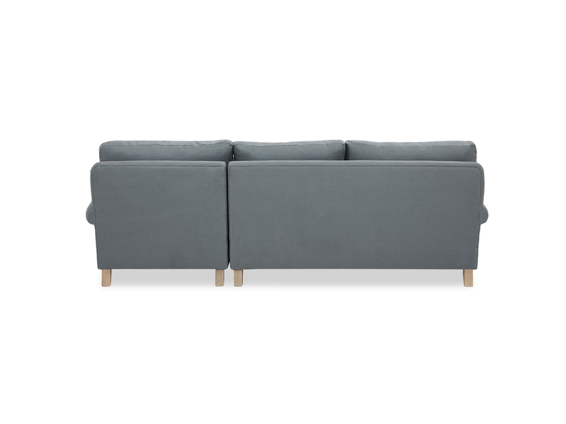 Slowcoach Chaise Sofa back