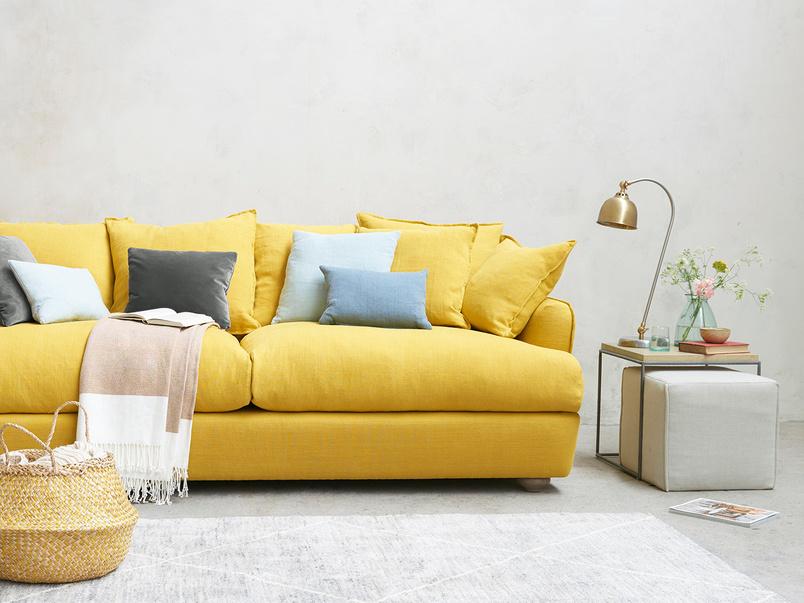 Smooch Deep Scatter Back Sofa