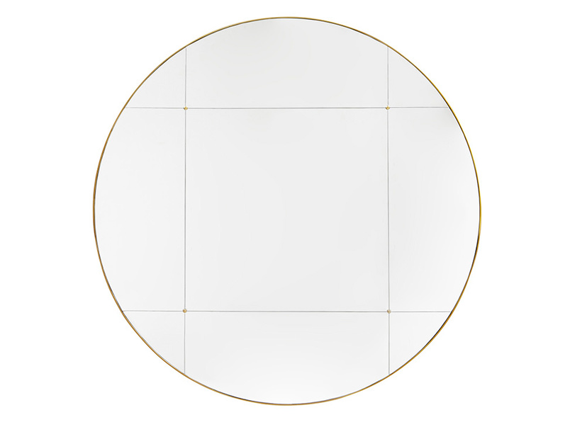 Extra Large Woogie mirror
