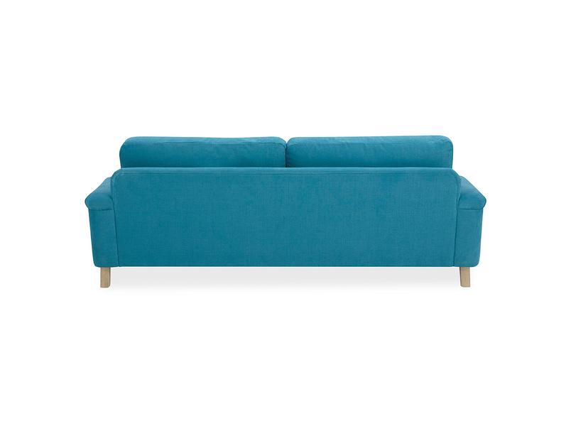 Cinema Deep Upholstered Low Arm Sofa Back