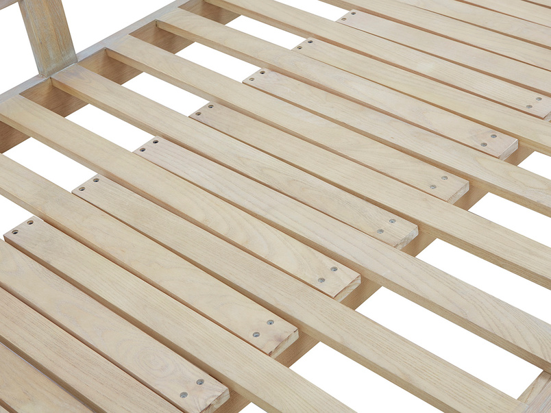 Parlay wooden handmade daybed pull out bed frame