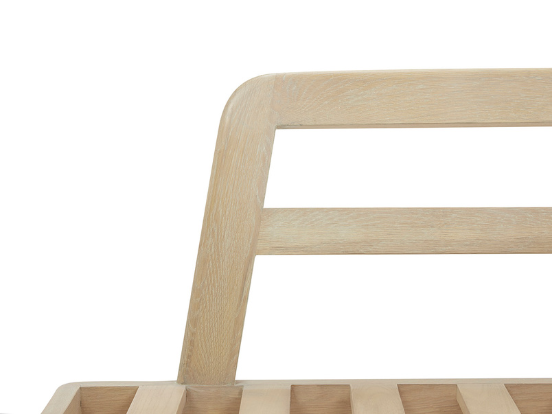 Paylay daybed wooden frame detail