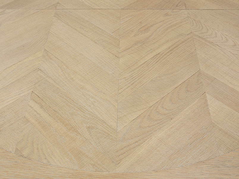 Parquet Pie wooden parquet detail