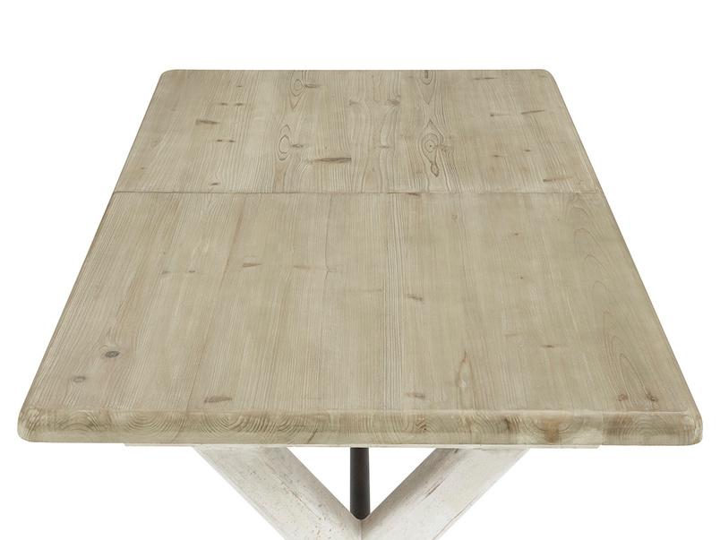 Feast Extendable Handmade Farmhouse Kitchen Table Top