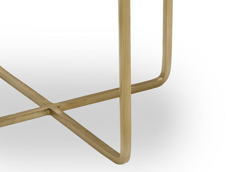 Footlight Dressing Table Stool Leg Detail