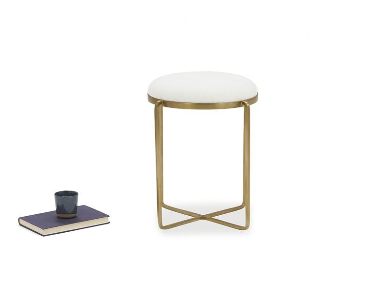 Footlight Dressing Table Stool