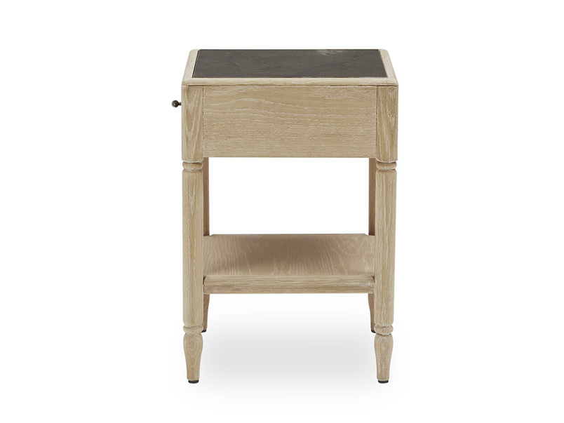 Albertine Bedside Table Side
