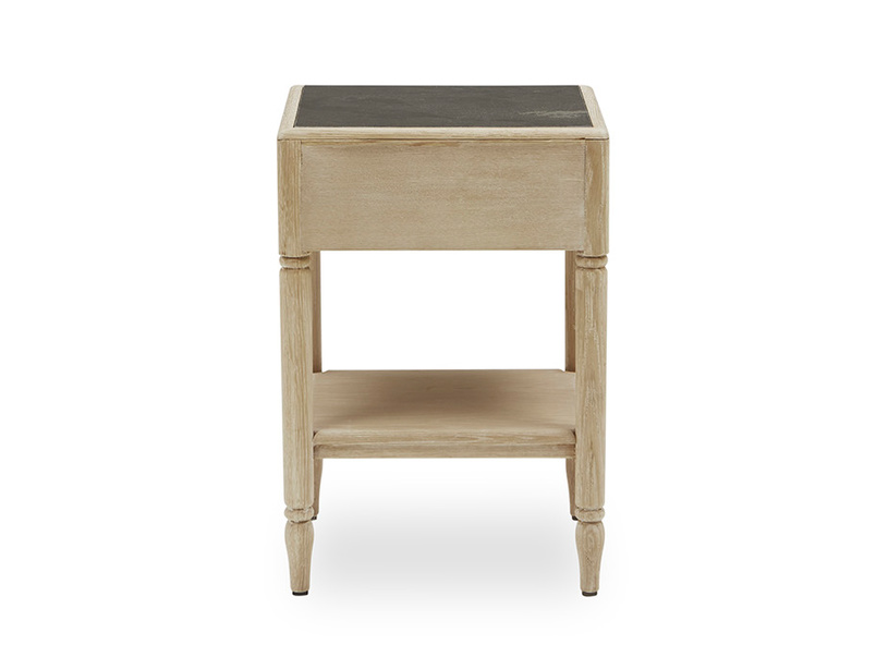 Albertine Bedside Table Back