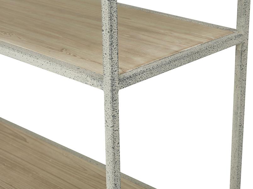 Tall Tim Industrial Shelves Detail