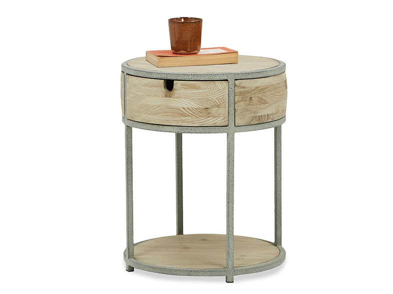 Little Tim Small Side Table with Drawer