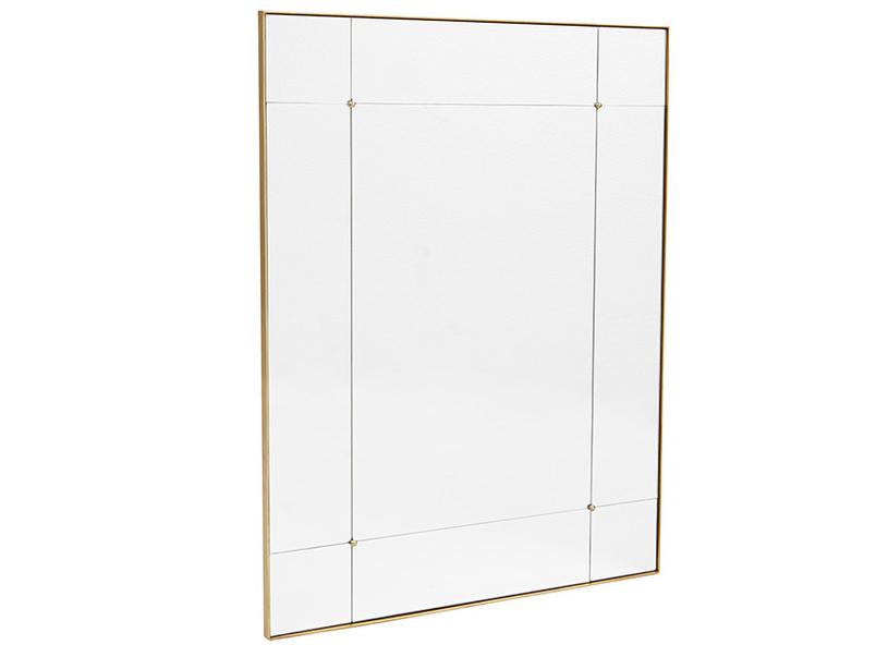Boogie Frameless Wall Mirror