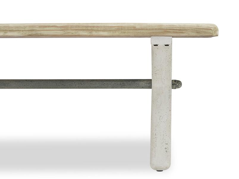 Scoff Handmade Kitchen Bench Side Corner