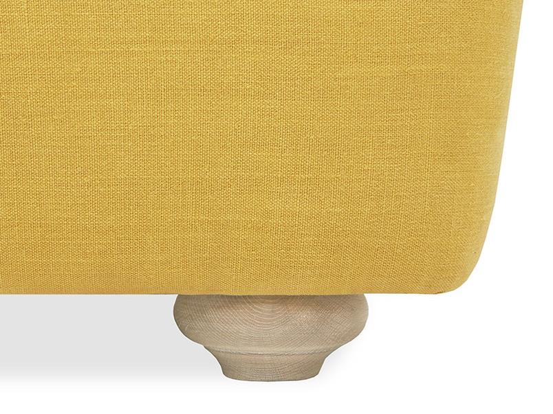 Smooch Deep Scatter Back Squishy Sofa Let Detail