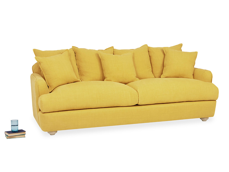 Smooch Deep Contemporary Squishy Sofa