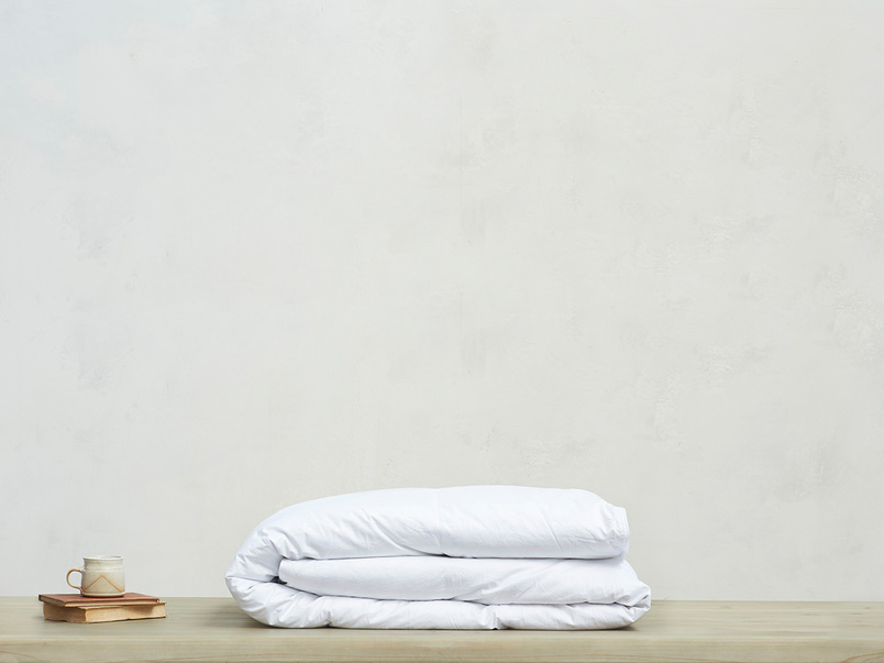 Bees Knees Goose Down and Feather Filled Duvet