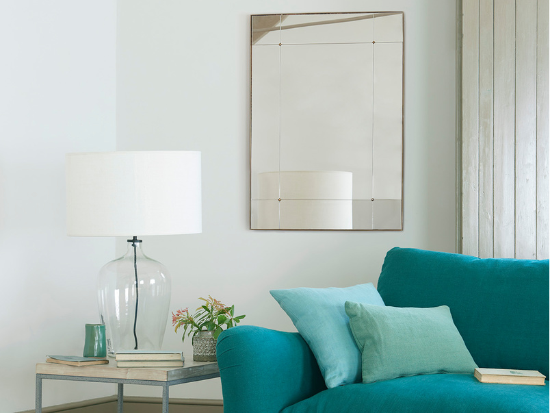 Boogie Flameless Sectional Wall Mirror