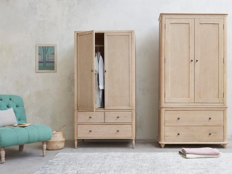 Valentine and Amory French Style Wardrobe Range