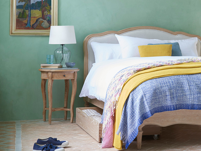 Mirabelle French Style Bed